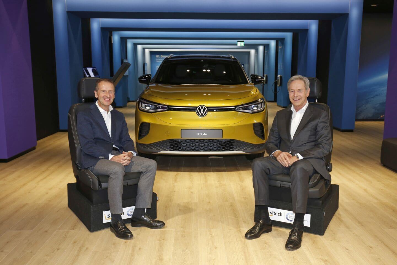 Brose und Volkswagen gründen Sitech