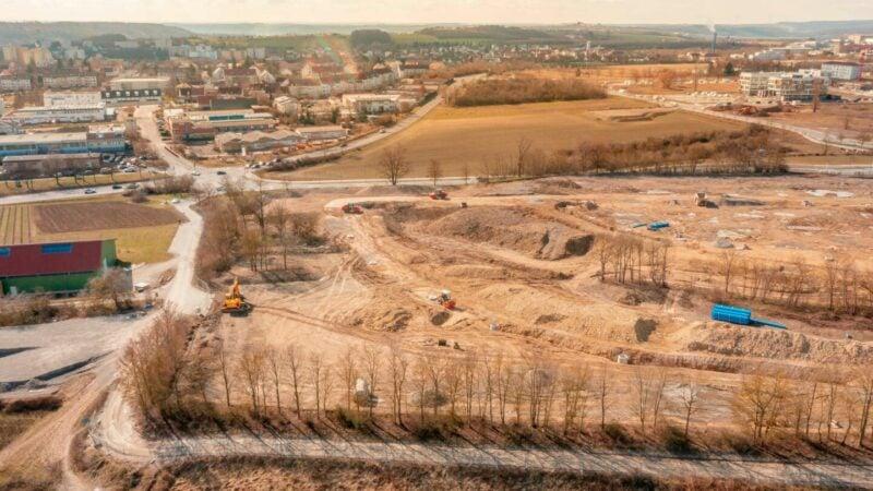 Hubland Wohnen Baugrundstück