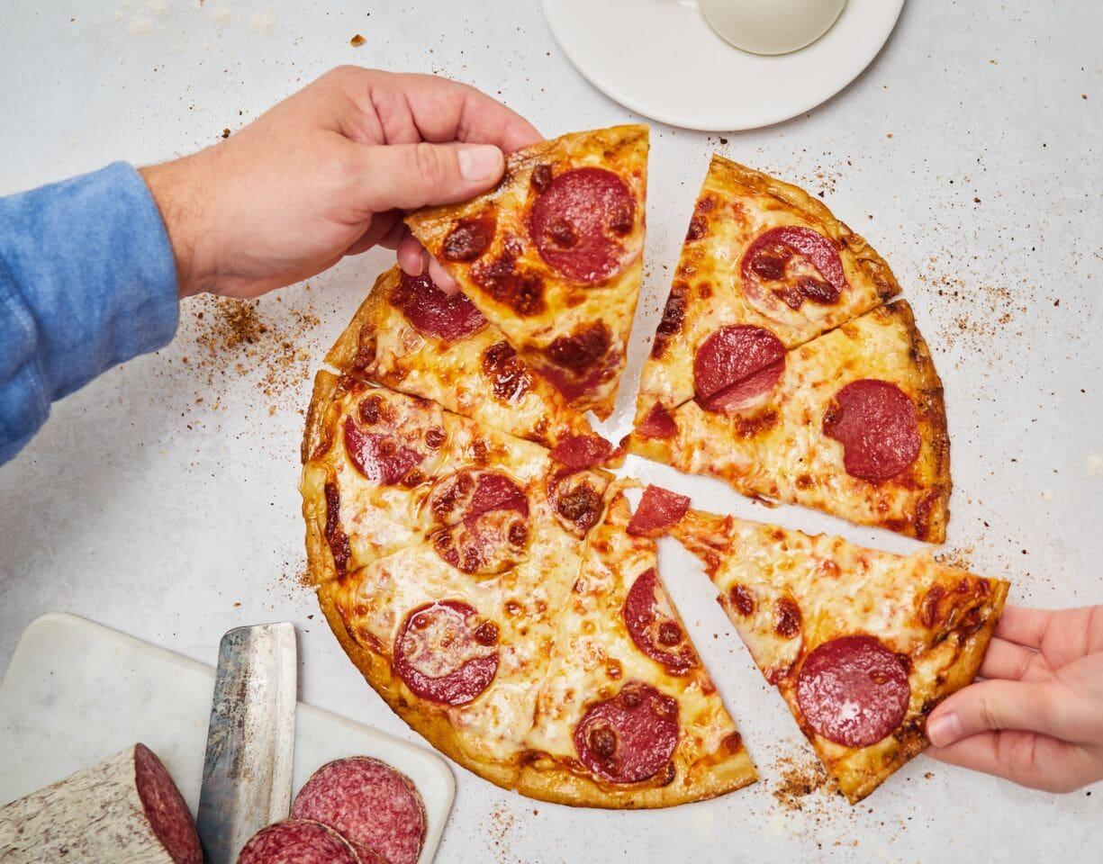 wob und Domino's Würzburg verlosen 30 leckere Pizzen!