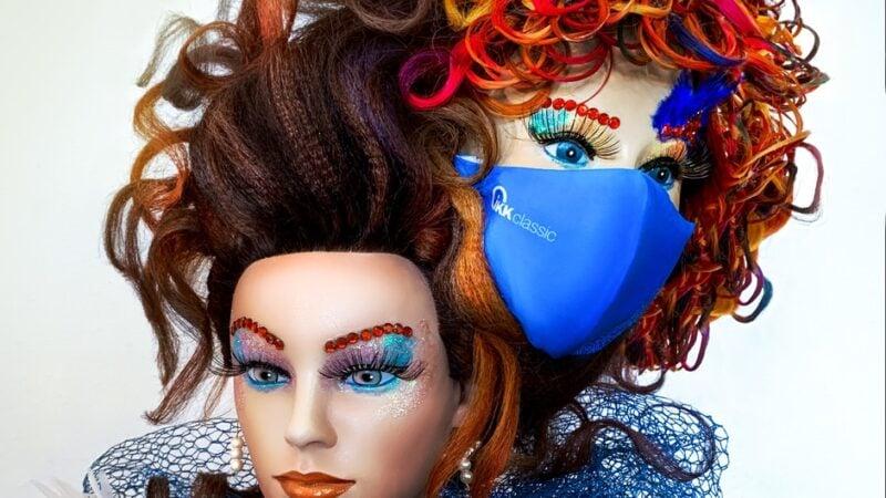 Friseur Steeg Sophia Maske 1