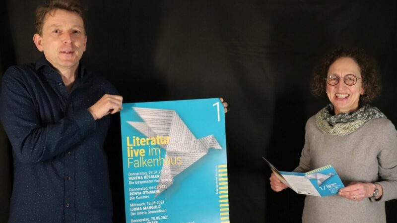 Stadtbücherei Würzburg Literatur Live