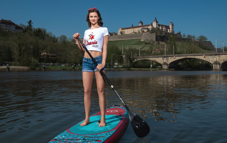 Sommer, Sonne, Sternla: Lust auf Stand Up Paddling?