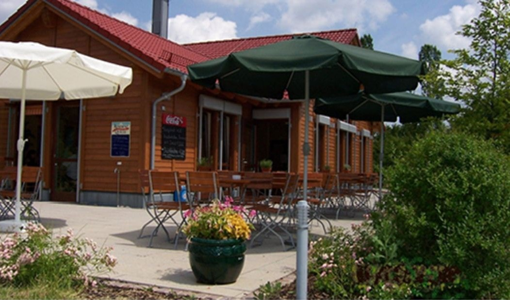 Café Perspektive öffnet zu Pfingsten den Biergarten