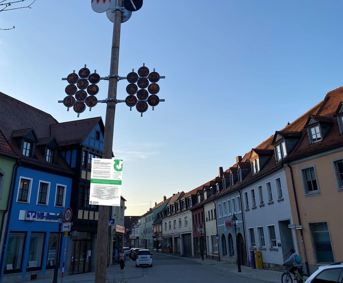 Heidingsfeld hat einen Zu(ku)nftbaum