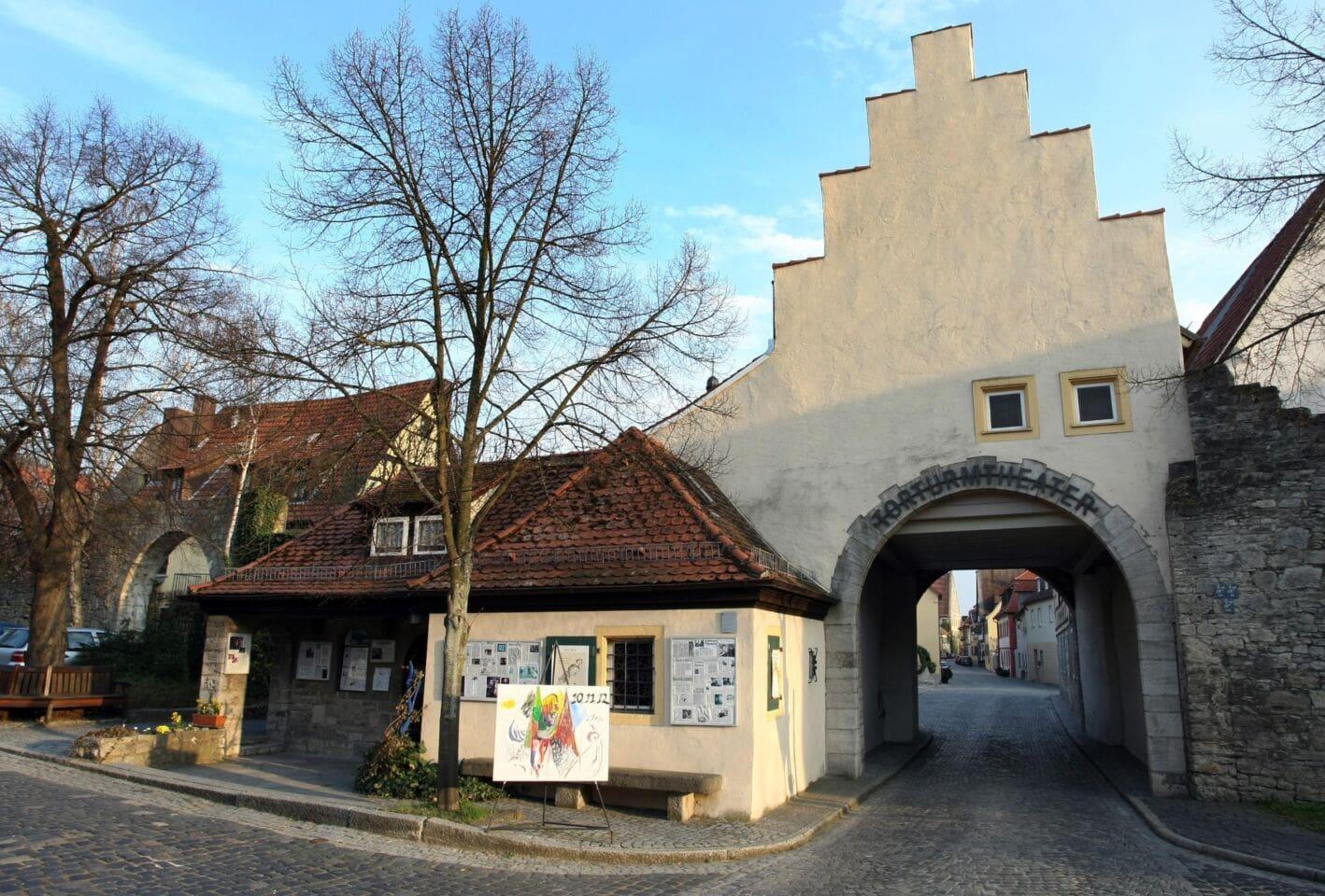 Torturmtheater in Sommerhausen startet in neue Spielsaison