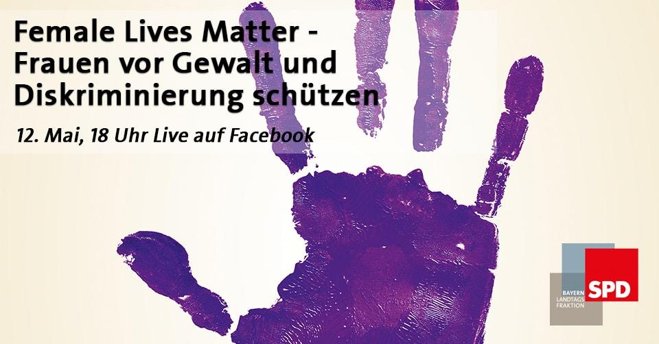 SPD-female-lives-matter