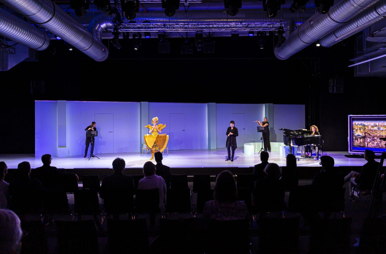 """Mainfranken Theater: Premiere für """"Rufen Sie Herrn Plim!"""""""