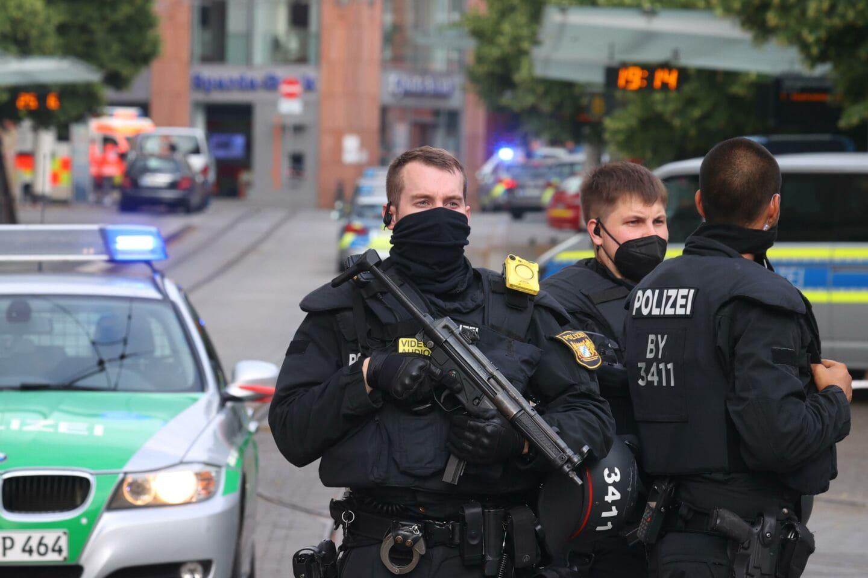 Amoklauf in der Innenstadt von Würzburg: Drei Tote
