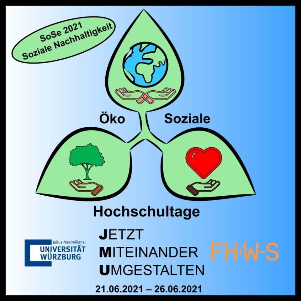 Ökosoziale Hochschultage 2021 in Würzburg