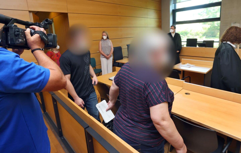 Demenzkranker verhungert: Ehefrau und Sohn in Würzburg vor Gericht