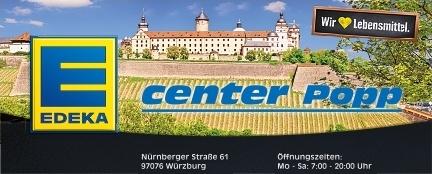 EDEKA-Center-Popp-Würzburg