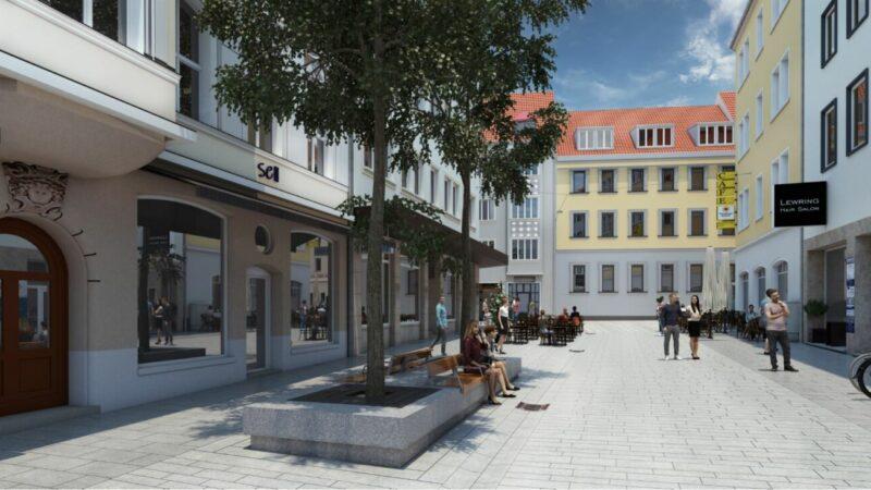 Herzogenstraße-Wilhelmstraße-Würzburg
