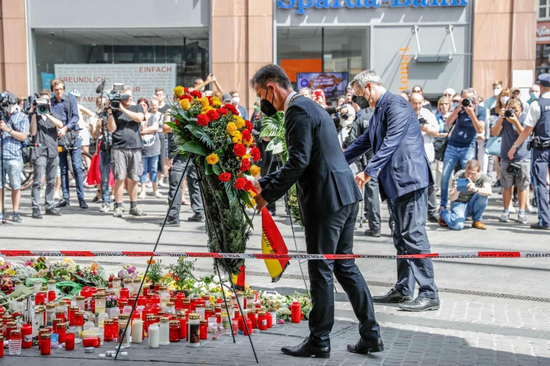 OB Schuchardt: Offener Brief zum Amoklauf in Würzburg