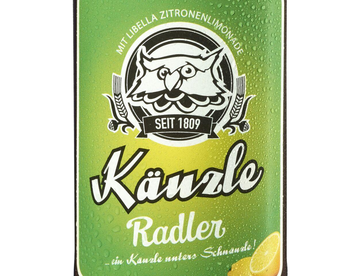 """Das neue Käuzle Radler: """"Die Mischung ist unser Bier!"""""""
