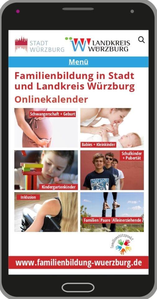 Elternkurse in Würzburg auf einen Blick
