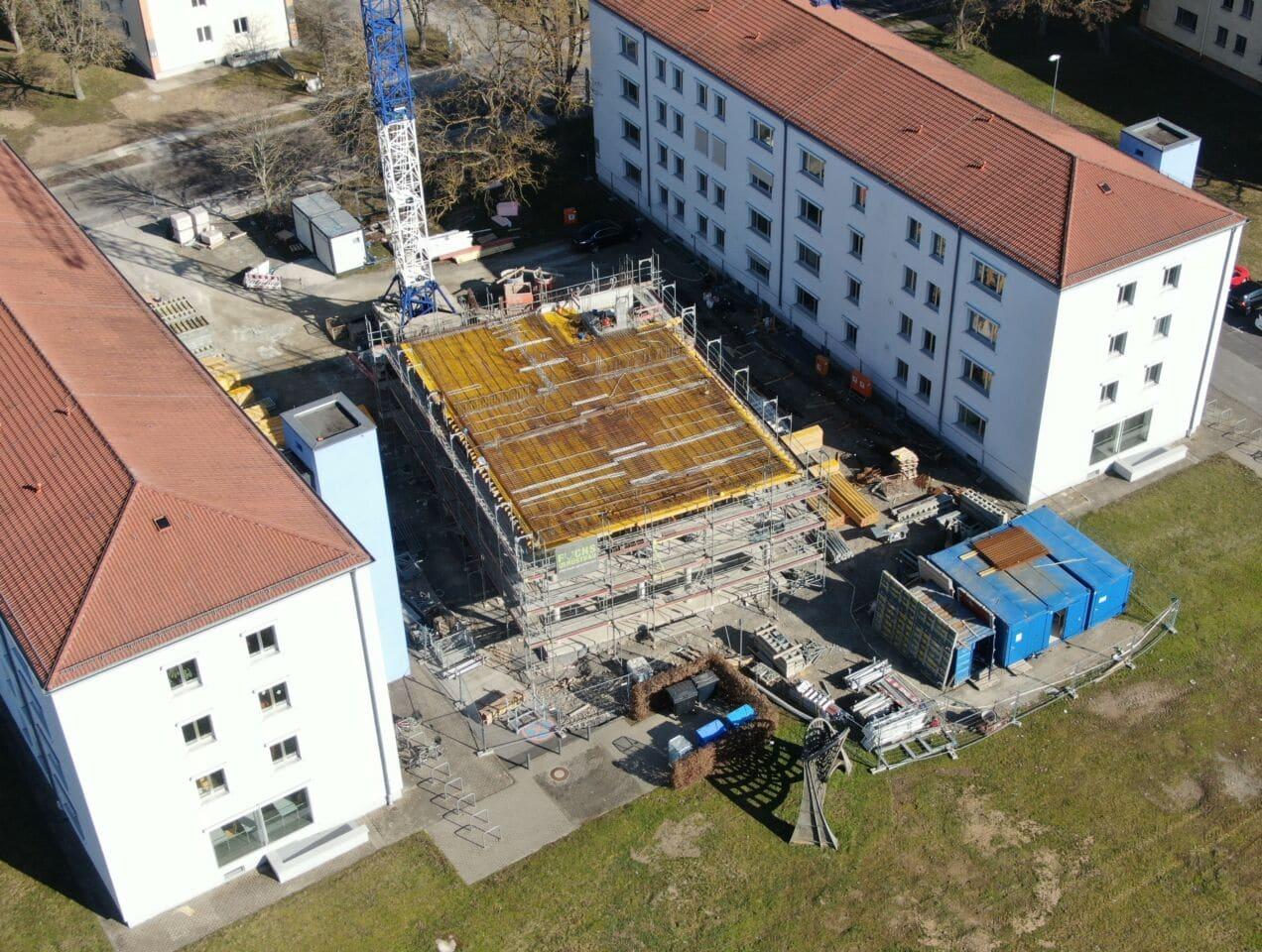 "Palast der Mathematik: ""Mathe Humboldt"" am Uni-Campus Hubland Nord"