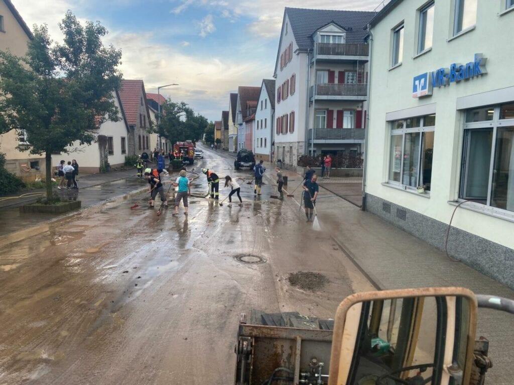 Hochwasser-Reichenberg