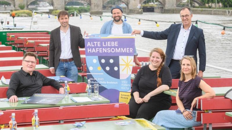 Alte Liebe Hafensommer 2021 Würzburg