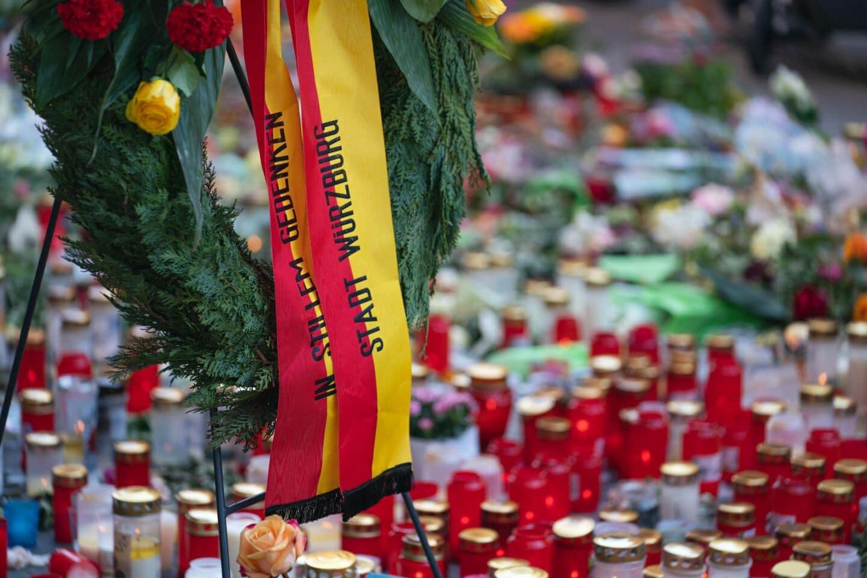 Amoklauf von Würzburg: Messerstecher soll in die Psychiatrie