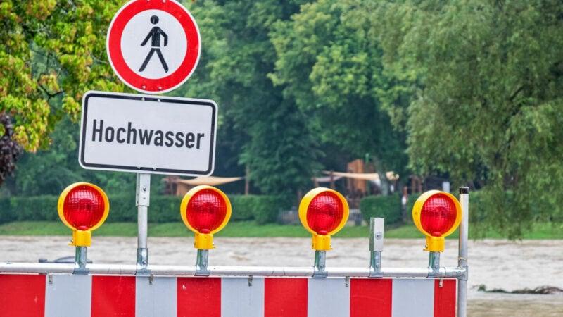 Hochwasser-Check