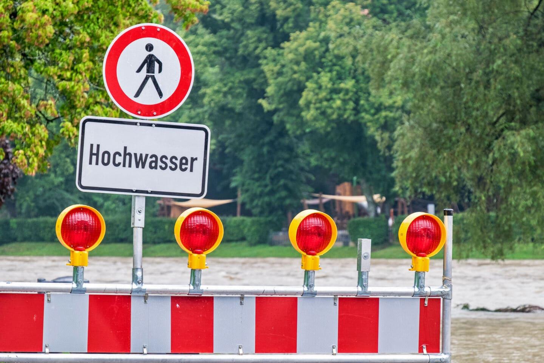 Hochwasser-Check gibt Sicherheit