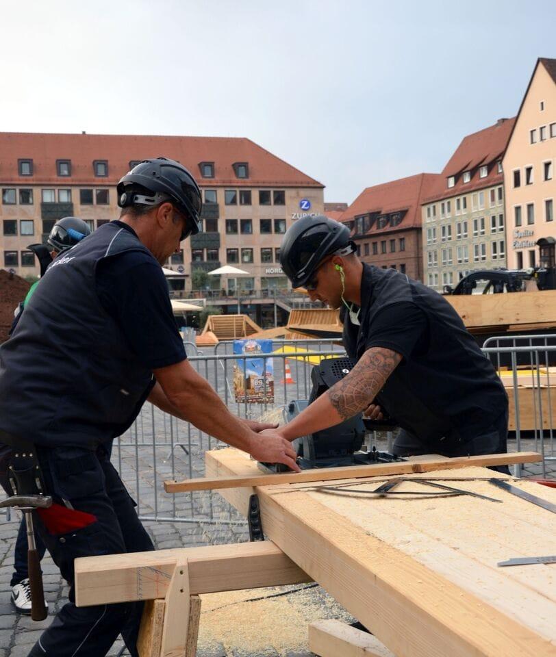 Das Dachdeckerhandwerk: Wohnraum und Klimaschutz