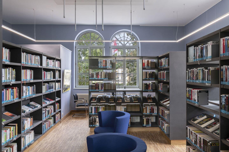 Bayerischer Bibliothekspreis für die Bücherei im Bahnhof Veitshöchheim