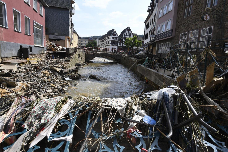 """DWD-Klimaforscher: Hochwasser-Katastrophe war """"Jahrhundertereignis"""""""