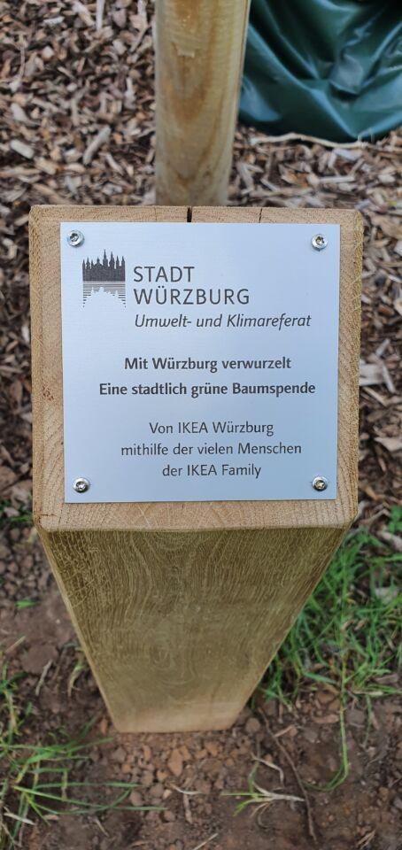 IKEA-Würzburg-Bäume-Spielplatz