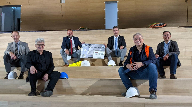 Mainfranken Theater: Sanierung schreitet voran