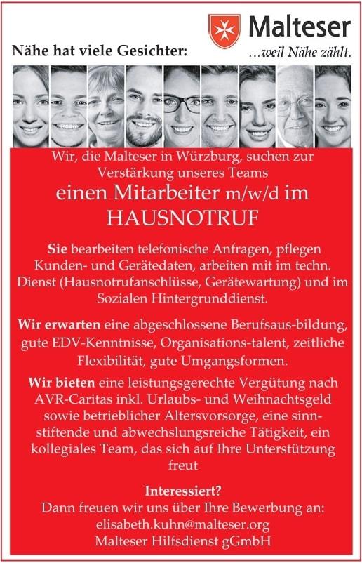 Malteser-Würzburg-Hausnotruf-Mitarbeiter