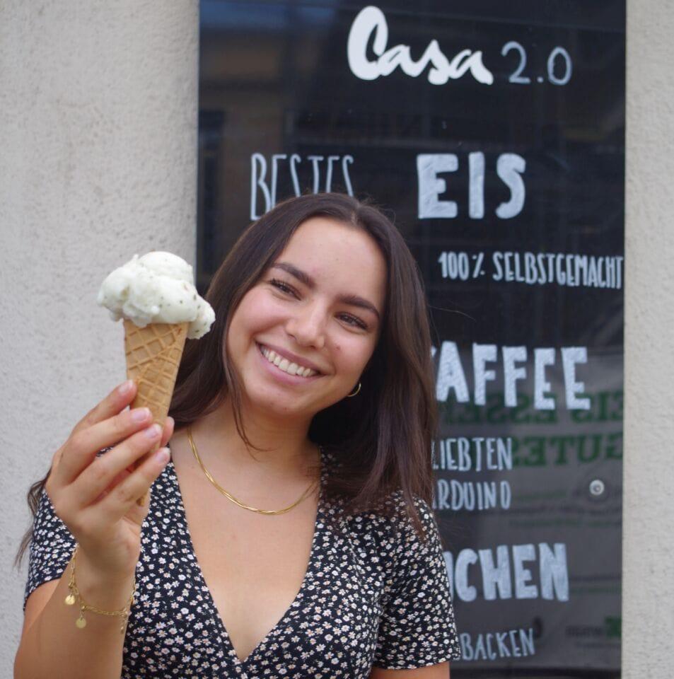 Eis-Fans in Würzburg aufgepasst: wob verlost 20 mal die WISAG Kultur Kugel