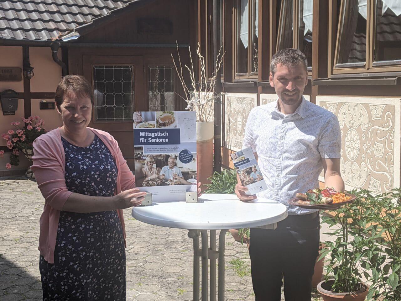 Mittagstisch für Senioren: Lecker speisen in und um Würzburg