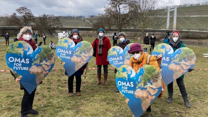 Omas for Future Klimawandel
