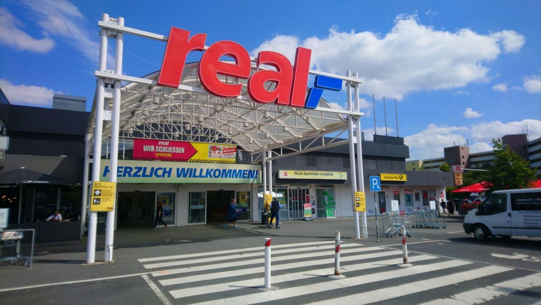 Real in Lengfeld wird zum Kaufland