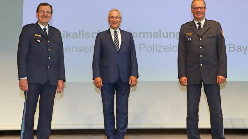"""Tollen Zeiten folgen """"Tolle-Zeiten"""": Polizeipräsident Kallert im Ruhestand"""