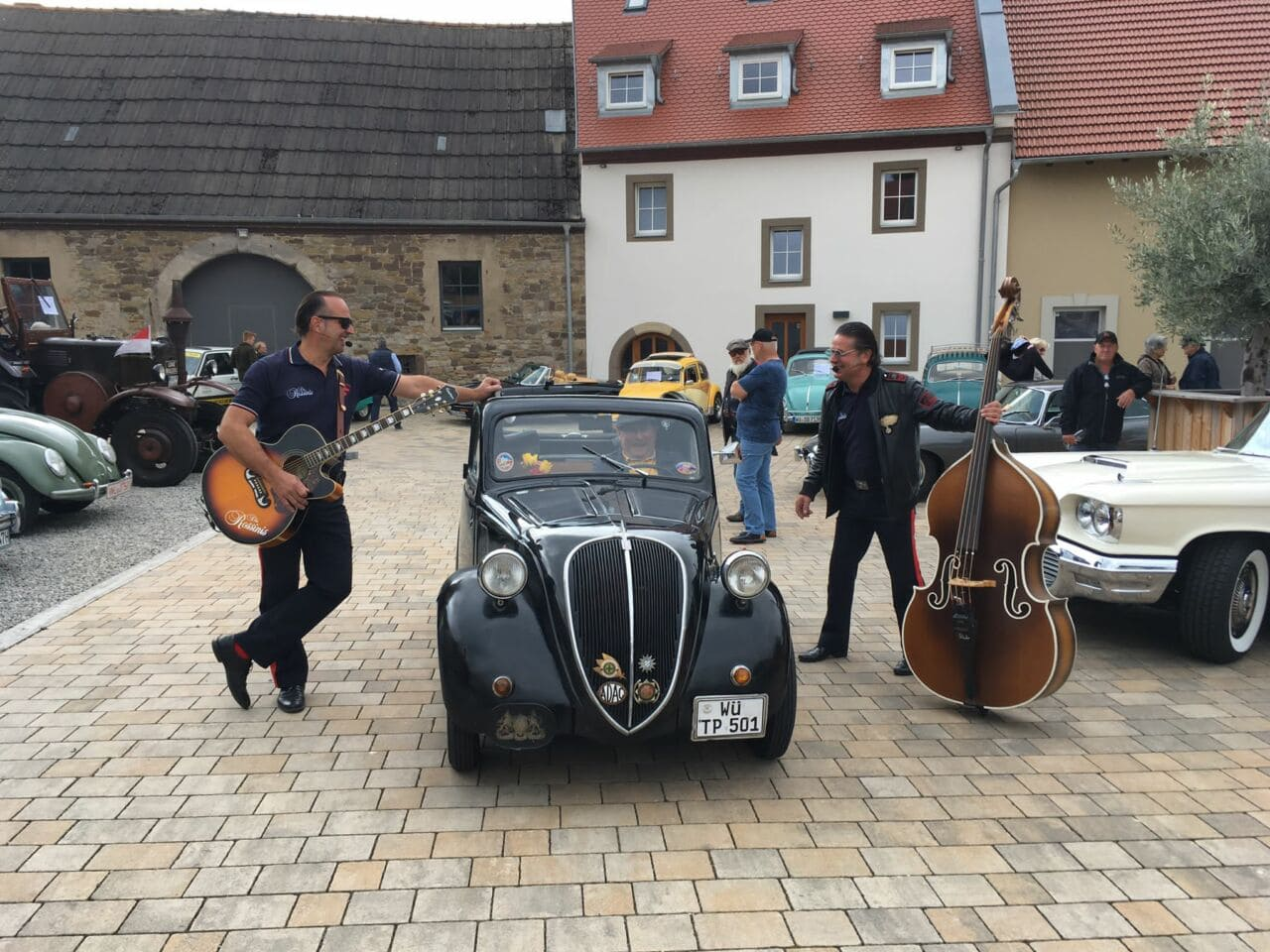 Oldtimer-Fest auf Gut Wöllried
