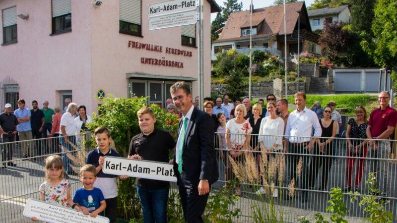 Karl-Adam-Platz-Würzburg