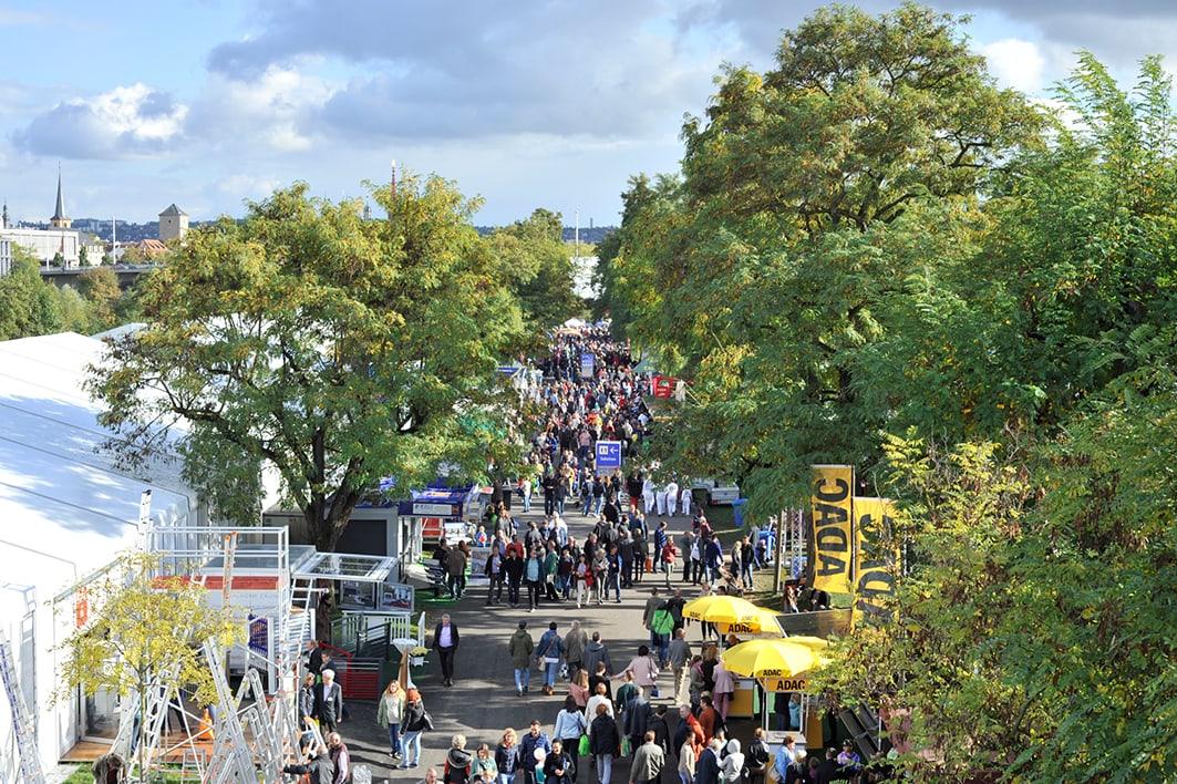 Alles über die Mainfranken-Messe 2021: wob verlost Karten!
