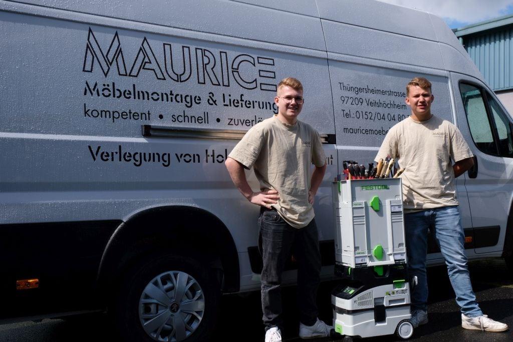 Maurice Möbelmontage & Lieferung – Bodenverlegung