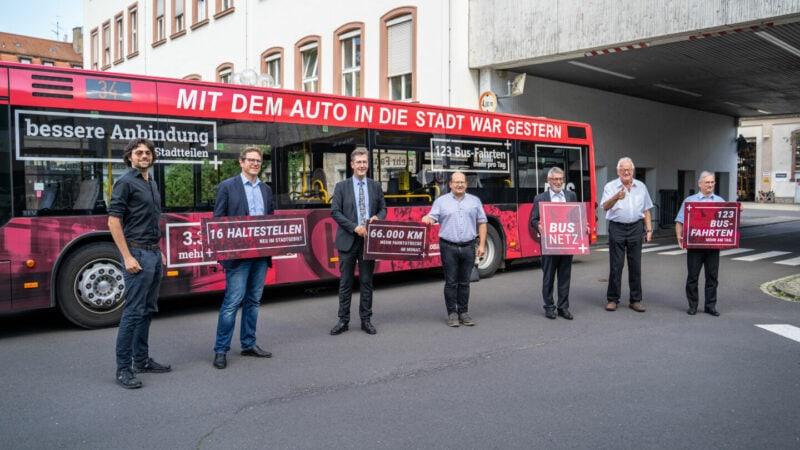 Würzburg-ÖPNV-Fahrplan-Busnetz+