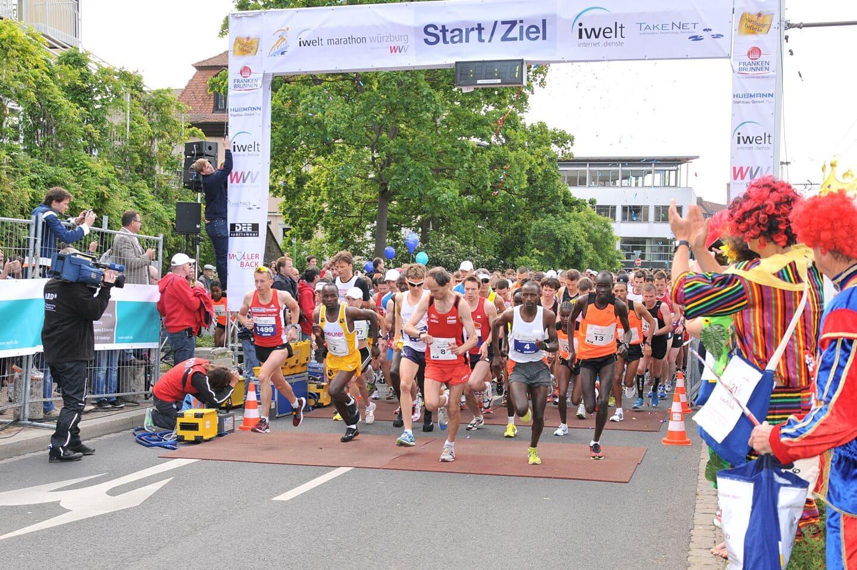 iWelt-Marathon Würzburg 2022: Jubiläum mit zwei Jahren Verspätung