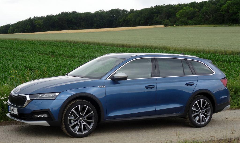 Der neue Škoda Octavia Scout 2.0 TDI im WOB-Autotest