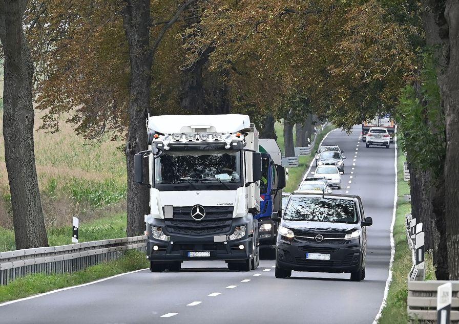 Viele Unfälle durch riskantes Überholen
