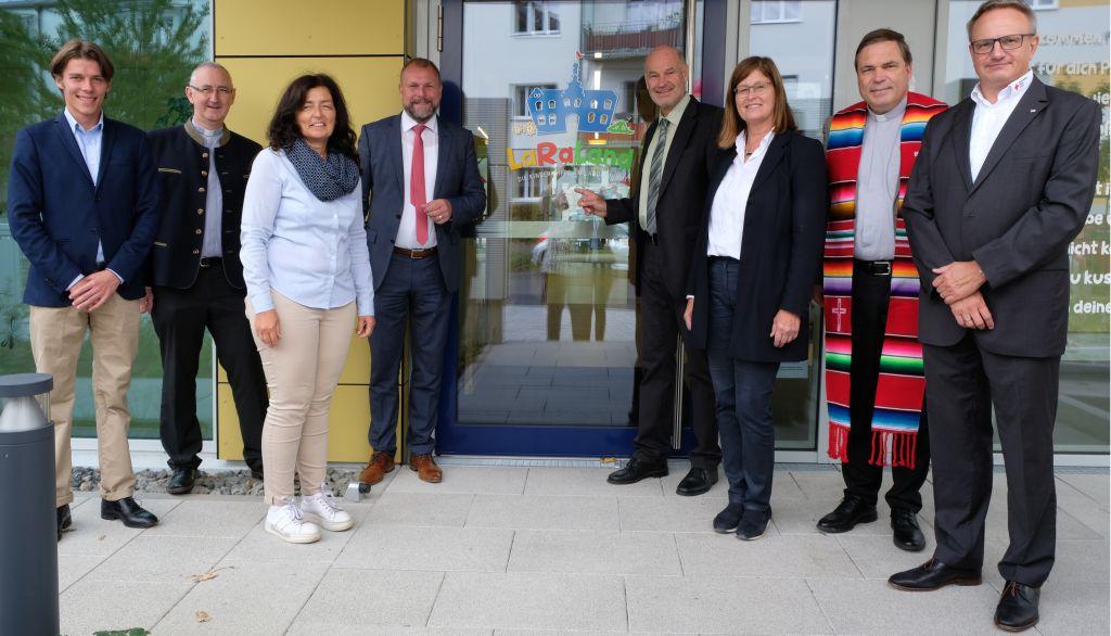 KiTa im Landratsamt Würzburg eröffnet