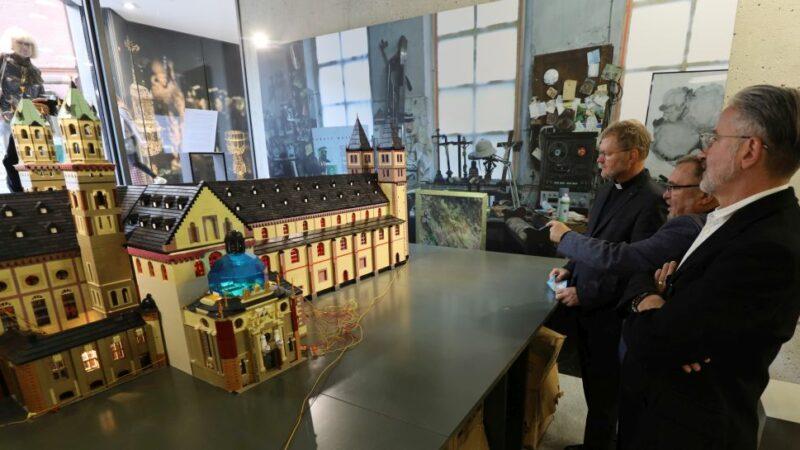 kiliansdom-lego-museum am dom