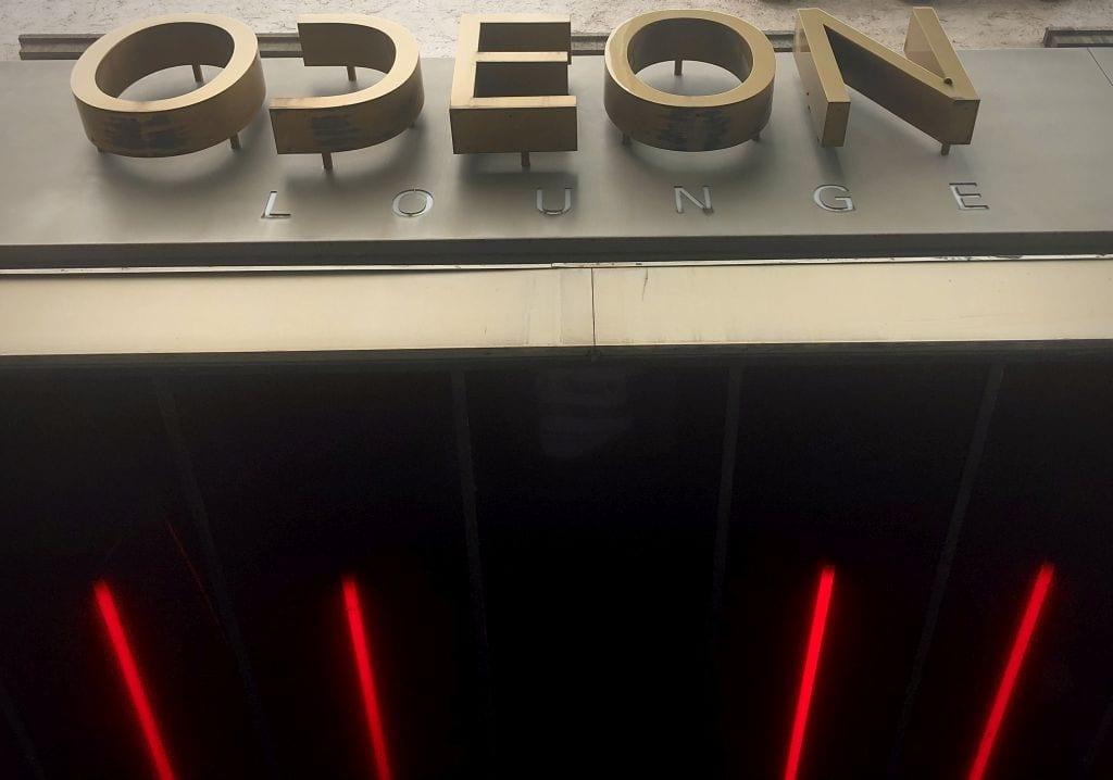 Odeon Lounge: Trotz Karte keine Party